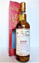 BENRIACH 2008 SHERRY CASK 60,6% VOL SPECIAL VINTAGE SELECTION ALAMBIC CLASSIQUE