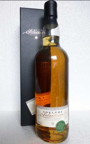GLEN MORAY 1991 23 JAHRE 53,4% VOL ADELPHI