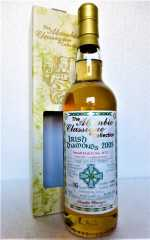 IRISH DIAMONDS 2005 LAPHROAIG BARREL SMALL BATCH NO. 07/2  58,4% VOL ALAMBIC CLASSIQUE
