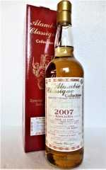 KNOCKDHU 2007 REFILL SHERRY CASK 60,3% VOL SPECIAL VINTAGE SELECTION ALAMBIC CLASSIQUE