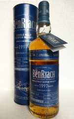 BENRIACH 1997 DARK RUM FINISH 50,8% VOL EXCLUSIVE FOR GERMANY