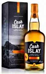 CASK ISLAY CASK STRENGTH BOURBON EDITION BOURBON BARREL 58,6% VOL A. D. RATTRAY