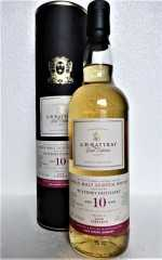 PULTENEY 2007 BOURBON BARREL 59,1% VOL A. D. RATTRAY EXCLUSIVE FOR GERMANY