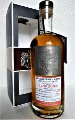 BENRINNES 2001  DAVID STIRK EXCLUSIVE MALTS REFILL HOGSHEAD 53,7% VOL THE CREATIVE WHISKY COMPANY