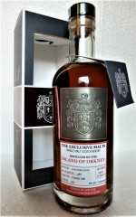 ISLAND OF ORKNEY 2006 DAVID STIRK EXCLUSIVE MALTS FRENCH OAK 56,3% VOL THE CREATIVE WHISKY COMPANY