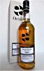 DRUMBLADE (AILSA BAY) 2008 SHERRY OCTAVE CASK 53,8% VOL DUNCAN TAYLOR