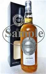 AULTMORE 1997 DAVID STIRK EXCLUSIVE CASKS FRESH AMERICAN OAK CASK  53,5% VOL THE CREATIVE WHISKY COMPANY SAMPLE