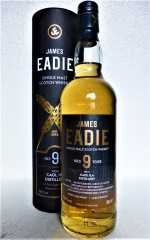 CAOL ILA 2008 1ST FILL AMONTILLADO SHERRY HOGSH. 54,1% VOL JAMES EADIE