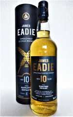GLENLOSSIE 2010 RE-CHARRED HOGSHEAD 54,3% VOL JAMES EADIE