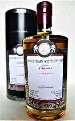 AYRSHIRE 1991 BOURBON HOGSHEAD 49,8% VOL MALTS OF SCOTLAND