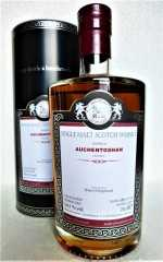 AUCHENTOSHAN 2000 SHERRY HOGSHEAD 54,1% VOL MALTS OF SCOTLAND