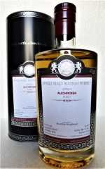 AUCHROISK 1996 BOURBON HOGSHEAD 51,8% VOL MALTS OF SCOTLAND