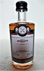 BENRIACH 2008 BORDEAUX RED WINE CASK 52,5% VOL MALTS OF SCOTLAND MINIATUR