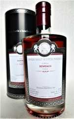 BENRIACH 2008 BORDEAUX RED WINE CASK 52,5% VOL MALTS OF SCOTLAND