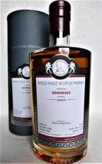 BENRINNES 2008 SHERRY HOGSHEAD 54,8% VOL MALTS OF SCOTLAND