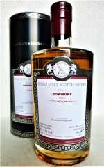 BOWMORE 2000 BOURBON HOGSHEAD 53,3% VOL MALTS OF SCOTLAND
