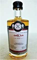 CAOL ILA 2000 SHERRY HOGSHEAD 52,7% VOL MALTS OF SCOTLAND MINIATUR