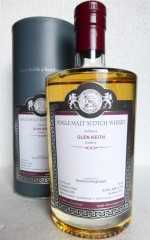 GLEN KEITH 1995 BOURBON HOGSHEAD 51,8% VOL MALTS OF SCOTLAND