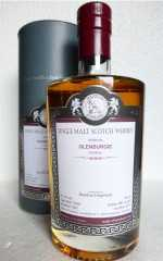 GLENBURGIE 1995 BOURBON HOGSHEAD 51,2% VOL MALTS OF SCOTLAND