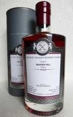 HEAVEN HILL 2001 KENTUCKY STRAIGHT BOURBON WHISKEY MARSALA CASK FINISH 46,5% VOL MALTS OF SCOTLAND