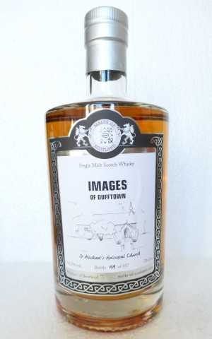 IMAGES OF DUFFTOWN ST. MICHAEL'S EPISCOPAL CHURCH 53,2% VOL MALTS OF SCOTLAND
