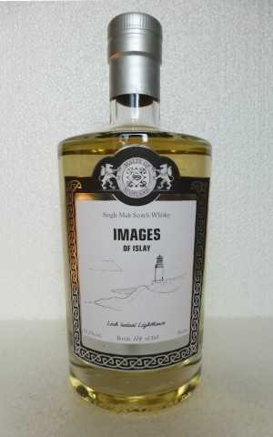 IMAGES OF ISLAY LOCH INDAAL LIGHTHOUSE 53,2% VOL MALTS OF SCOTLAND