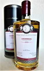 LOCHINDAAL 2007 (BRUICHLADDICH) BOURBON BARREL 58,1% VOL MALTS OF SCOTLAND