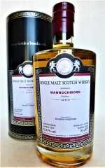 MANNOCHMORE 2010 BOURBON HOGSHEAD 55,6% VOL MALTS OF SCOTLAND