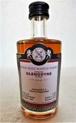 GLENGOYNE 1999 SHERRY HOGSHEAD 51,9% VOL MALTS OF SCOTLAND MNIATUR