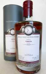 TOMATIN 2008 SHERRY HOGSHEAD 56,8% VOL MALTS OF SCOTLAND