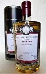 TOMINTOUL 1995 BOURBON HOGSHEAD 49,3% VOL MALTS OF SCOTLAND