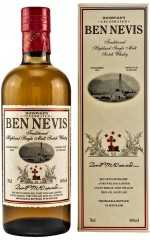 BEN NEVIS PEATED MACDONALD´S TRADITIONAL 46% VOL ORIGINALABFÜLLUNG NEUES DESIGN
