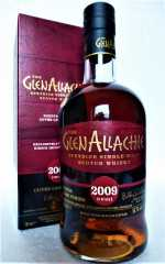 GLENALLACHIE 2009 SHERRY & RIOJA CUVÉE CASK 56,1% VOL EXCLUSIVE FOR GERMANY