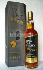 KAVALAN KING CAR CONDUCTOR SINGLE MALT WHISKY46% VOL ORIGINALABFÜLLUNG