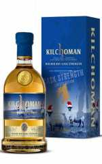 KILCHOMAN MACHIR BAY CASK STRENGTH FESTIVE EDITION 2020 BOURBON & SHERRY CASK 58,6% VOL ORIGINALABFÜLLUNG