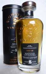 ARDBEG 1991 REFILL SHERRY HOGSHEAD 51% VOL SIGNATORY CASK STRENGTH COLLECTION