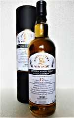 GLENBURGIE 2007 EXCLUSIVE FOR GERMANY SHERRY BUTT 64,4% VOL SIGNATORY