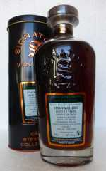 STRATHMILL 2006 FRESH SHERRY BUTT FINISH 61,1% VOL SIGNATORY CASK STRENGTH COLLECTION