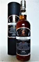 TOBERMORY 2006 FOR GERMANY THE UN-CHILLFILTERED COLLECTION SHERRY CASK 46% VOL  SIGNATORY