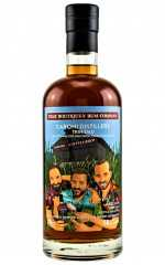 TRINIDAD SINGLE CASK RUM CARONI DESTILLERIE BATCH 4 22 JAHRE 58,1% VOL THAT BOUTIQUE-Y RUM COMPANY