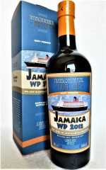 JAMAICA RUM WP 2012 NAVY STRENGTH 57,18% VOL TRANSCONTINENTAL RUM LINE