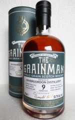 INVERGORDON 2007 PEDRO XIMÉNEZ SHERRY CASK FINISH 58,7% VOL THE GRAINMAN