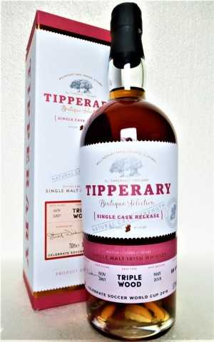 TIPPERARY 2007 TRIPLE WOOD 57,78% VOL ORIGINALABFÜLLUNG