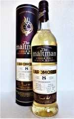 ARDMORE 2010 AMARONE FINISH 46% VOL THE MALTMAN