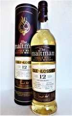 GLENLOSSIE 2007 BOURBON CASK 54,8% VOL THE MALTMAN