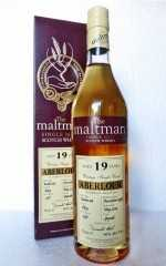 ABERLOUR 1994 BOURBON CASK 46% VOL THE MALTMAN