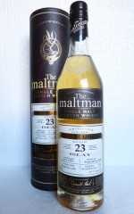 BRUICHLADDICH 1993 BOURBON CASK 46,9% VOL THE MALTMAN