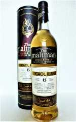 CAOL ILA 2014 EXCLUSIVE FOR GERMANY BOURBON BARREL 56,2% VOL THE MALTMAN