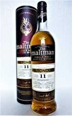 MILTONDUFF 2008 MADEIRA FINISH 50,5% VOL THE MALTMAN