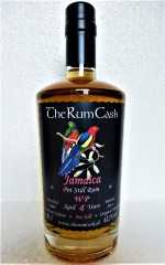 JAMAICA SINGLE CASK RUM 2009 WP DESTILLERIE 4 JAHRE 63,1% VOL THERUMCASK